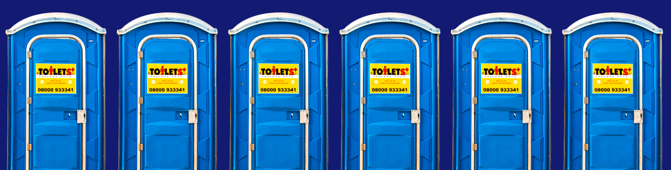 Toilet Hire to the Trade