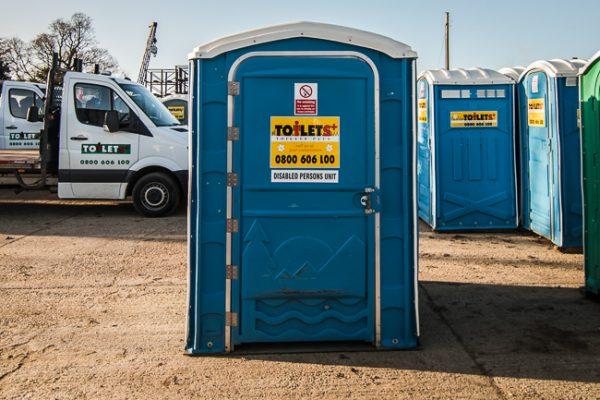 Disable Portable Toilet Hire