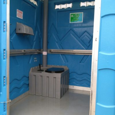 Portable Disabled Toilet Hire Internal