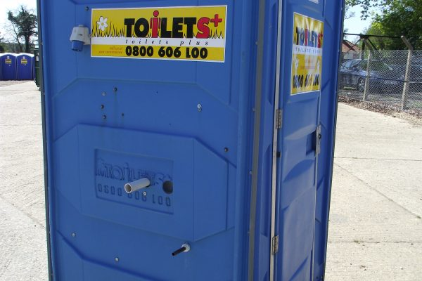 Chemical Toilet Hire with Hot Water